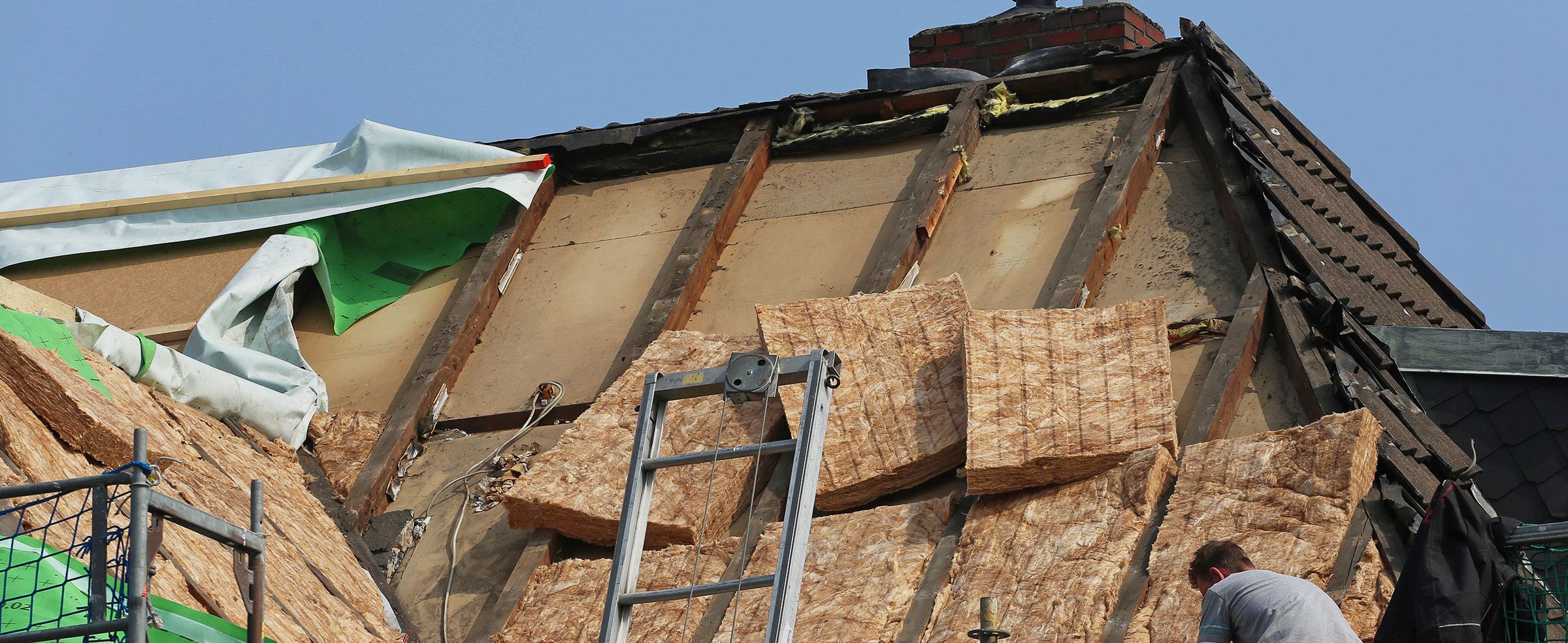 Energetische Sanierung Denkmalschutz, Energetische Sanierung, Sanierung von denkmalgeschützten Gebäuden